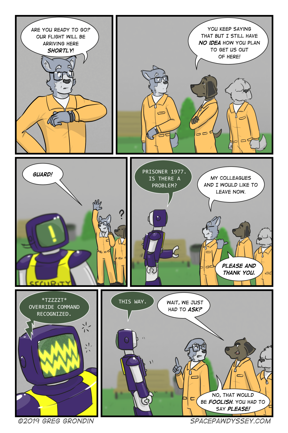 Space Pawdyssey #276