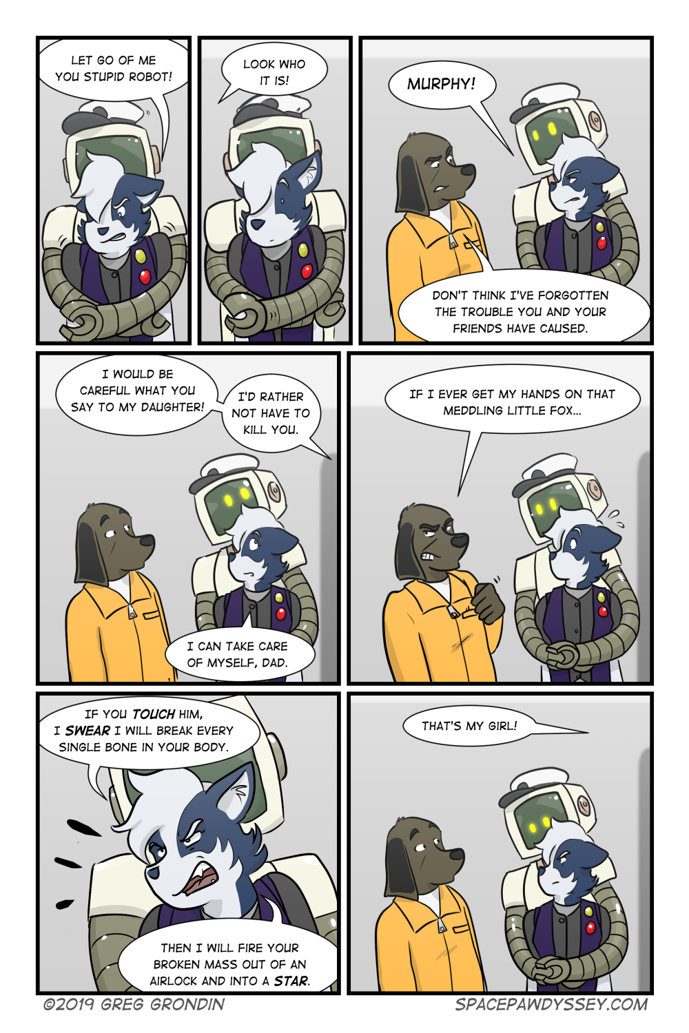 Space Pawdyssey #283