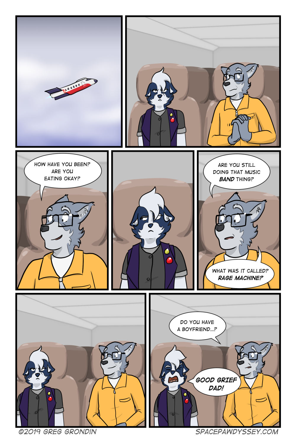 Space Pawdyssey #288