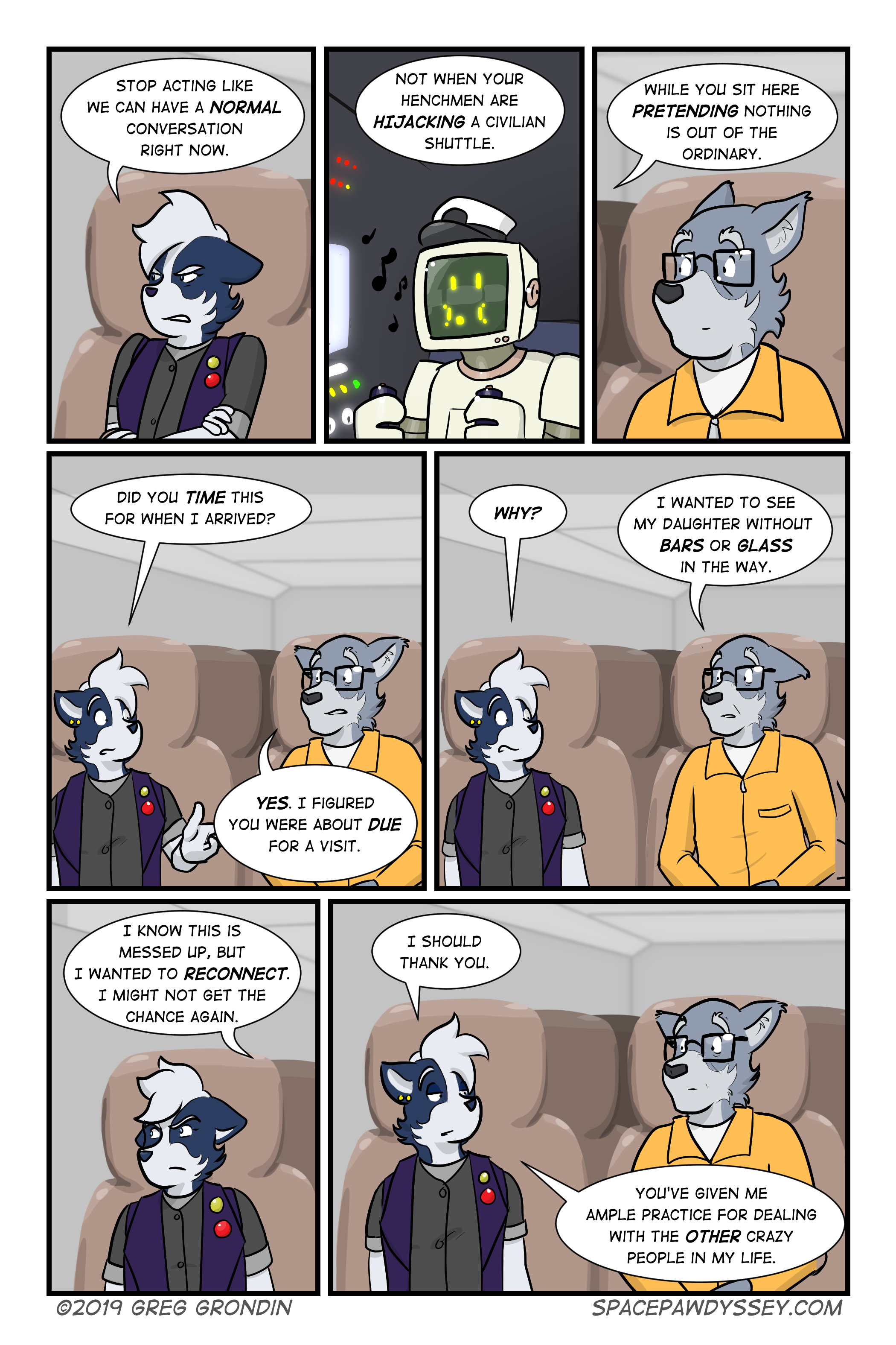 Space Pawdyssey #289