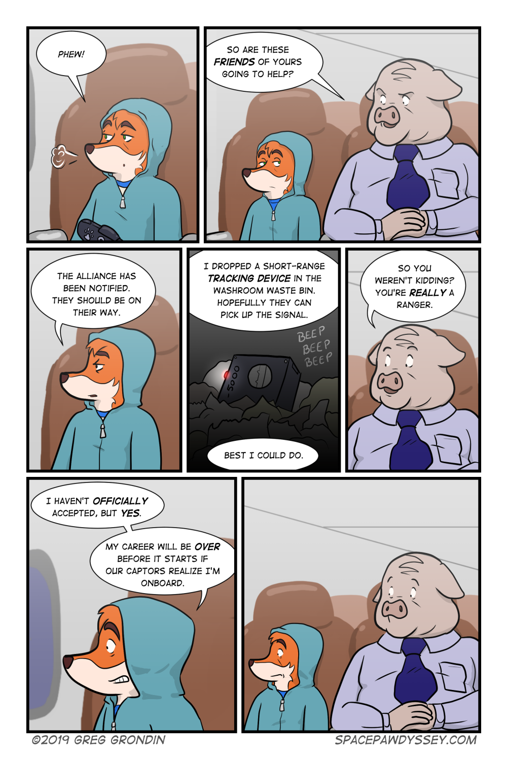 Space Pawdyssey #296