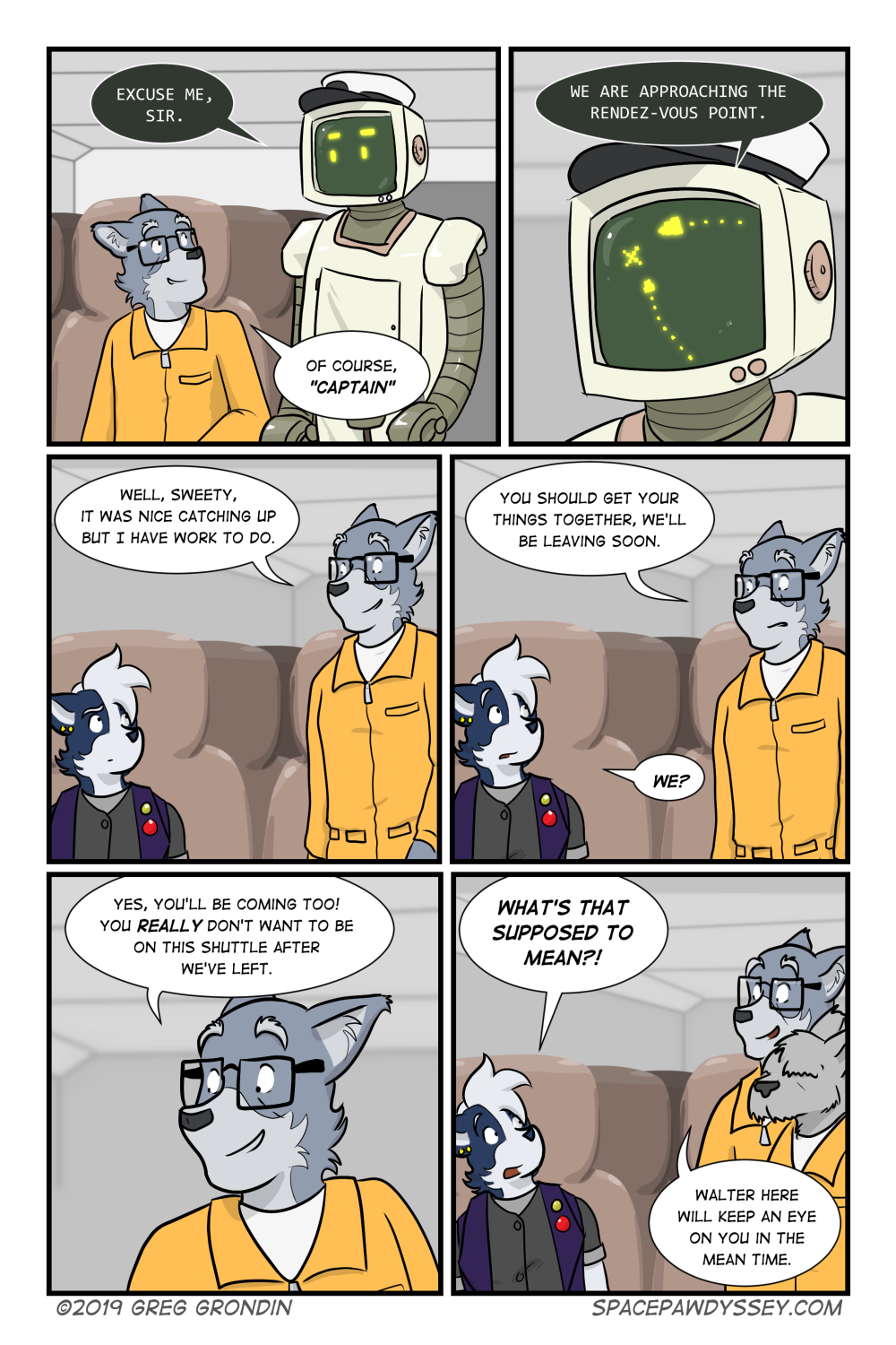Space Pawdyssey #302