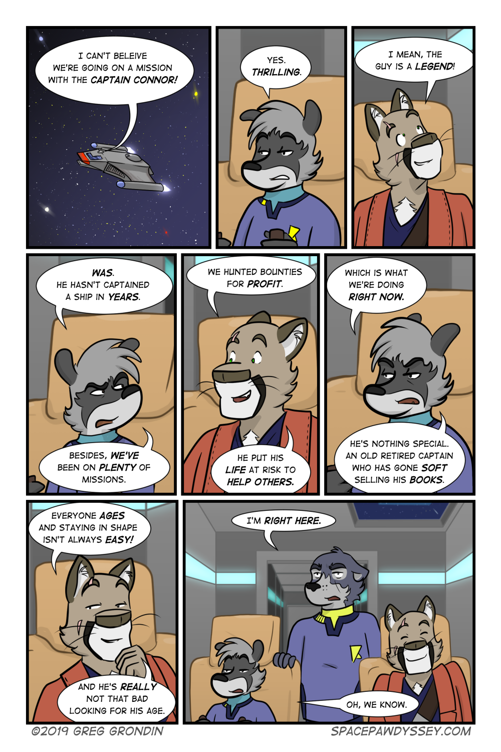 Space Pawdyssey #315