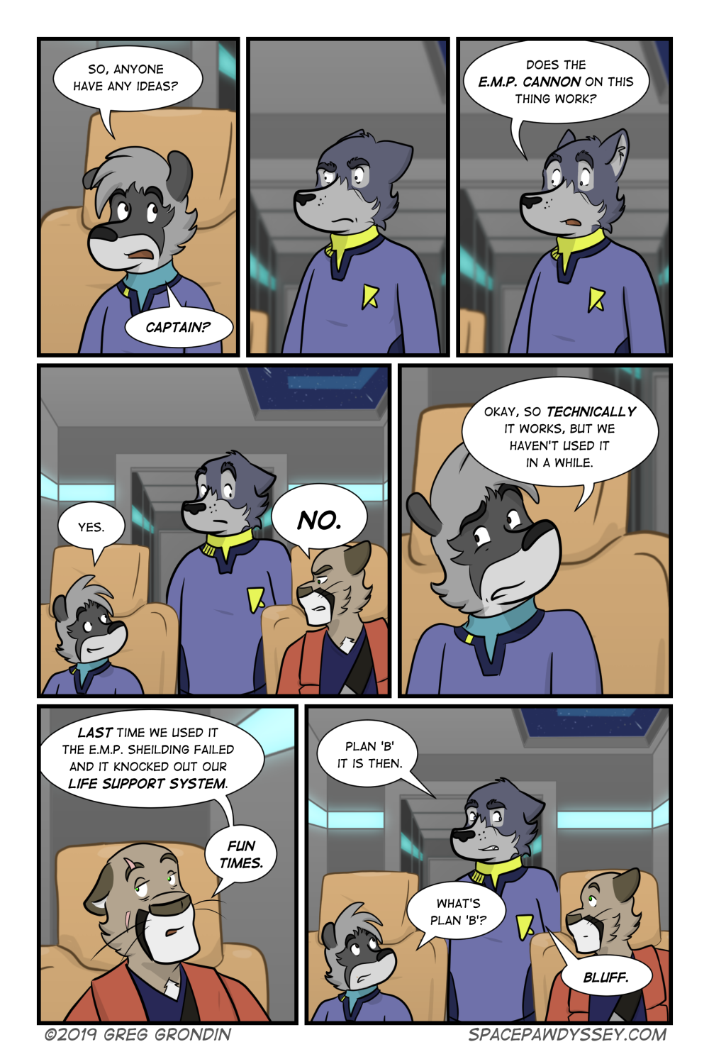 Space Pawdyssey #317
