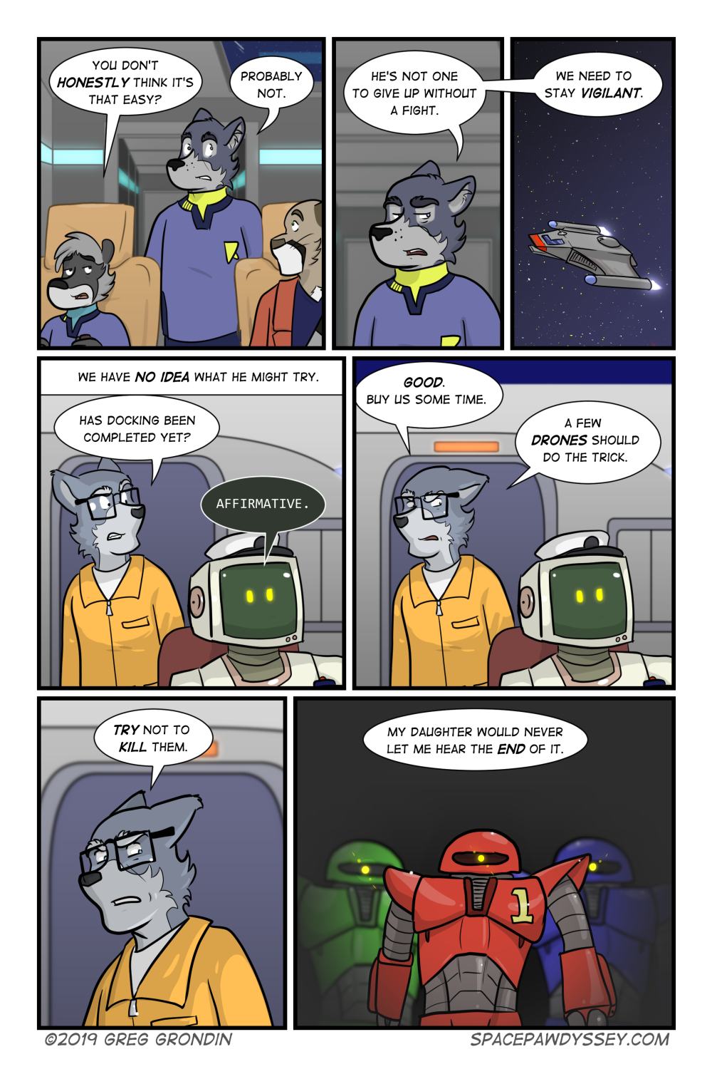 Space Pawdyssey #320