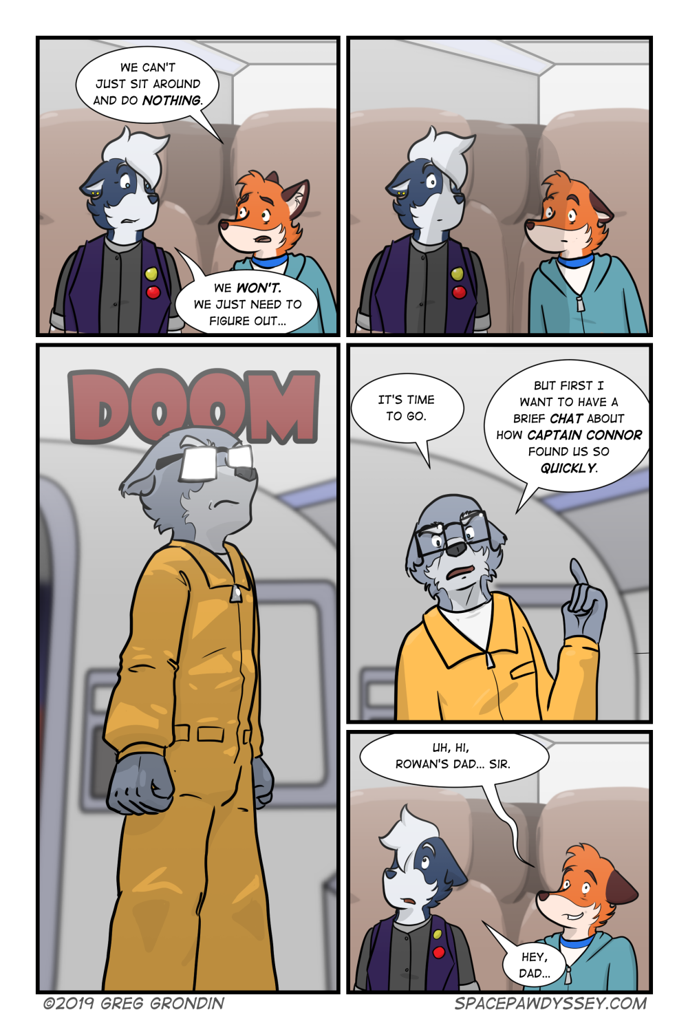 Space Pawdyssey #321