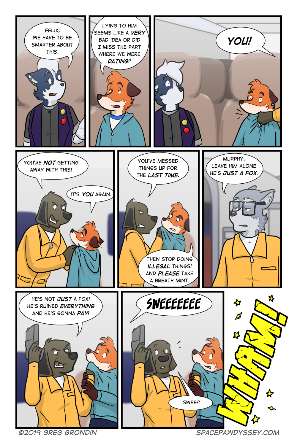 Space Pawdyssey #325