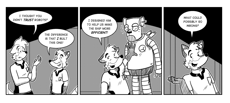 Felix's Robot #3