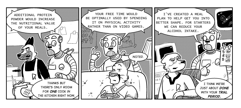 Felix's Robot #6
