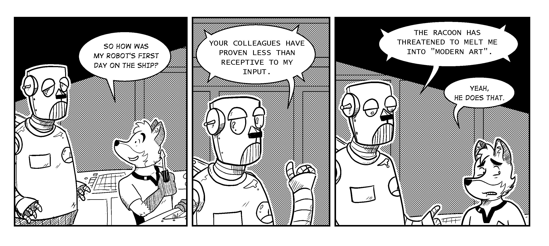 Felix's Robot #7