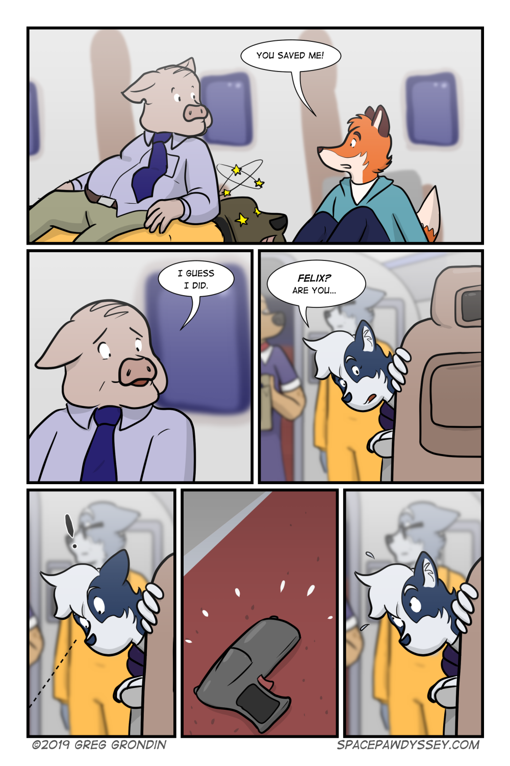 Space Pawdyssey #326
