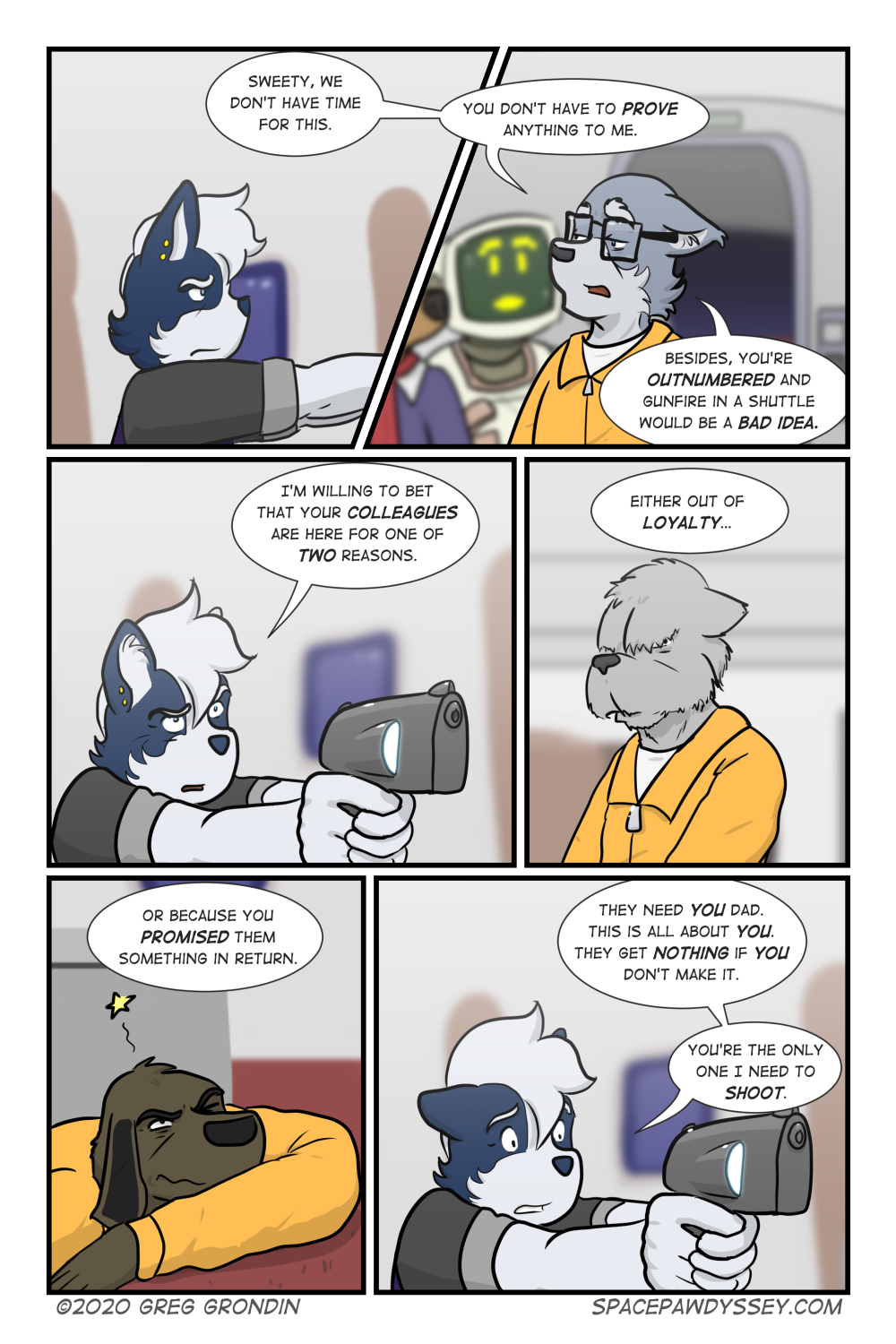 Space Pawdyssey #330