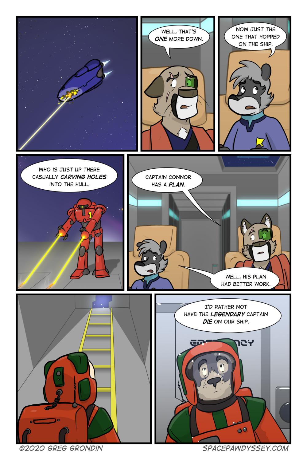 Space Pawdyssey #331