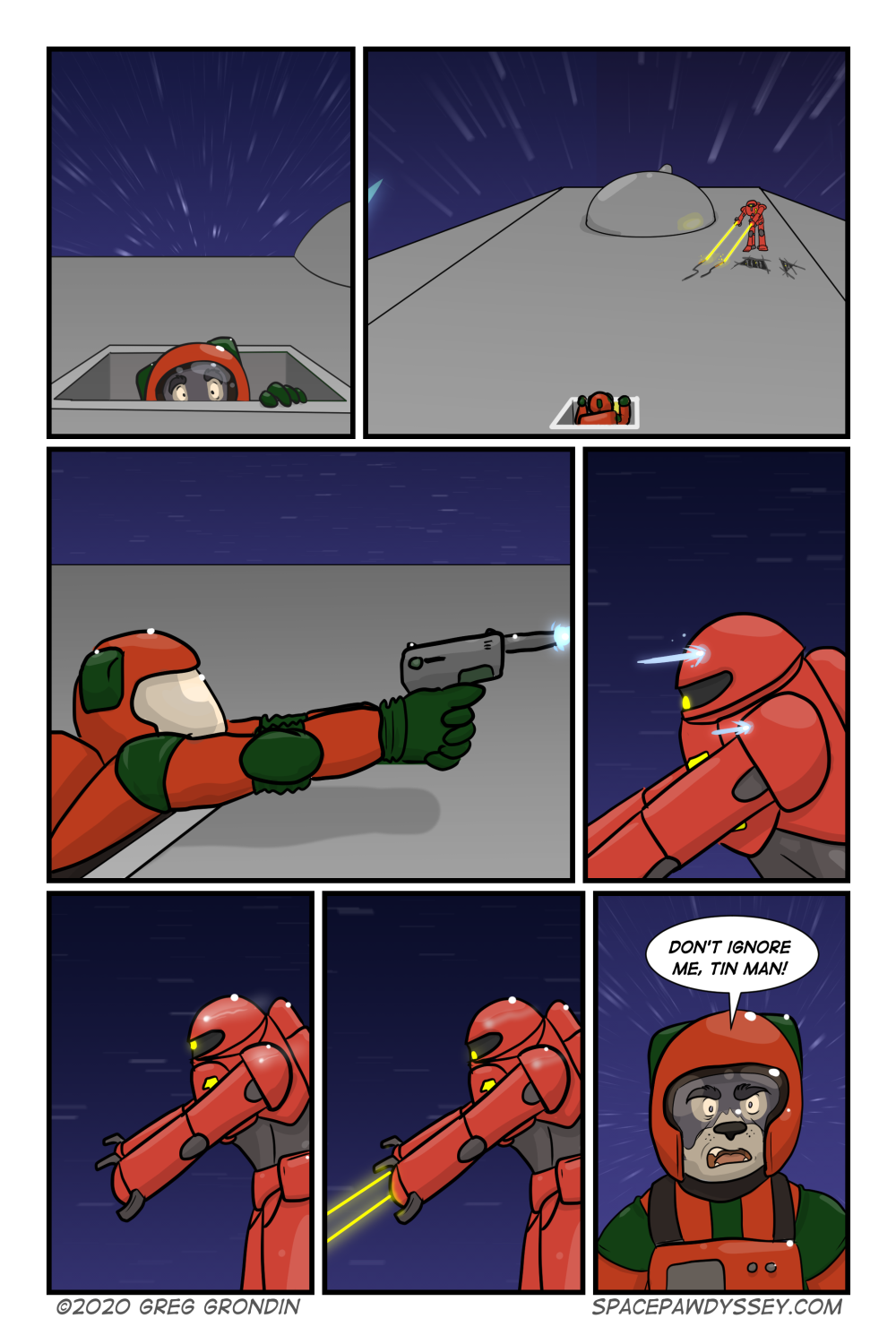 Space Pawdyssey #332
