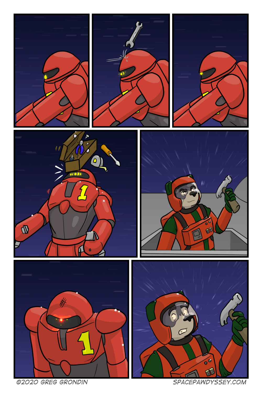 Space Pawdyssey #333