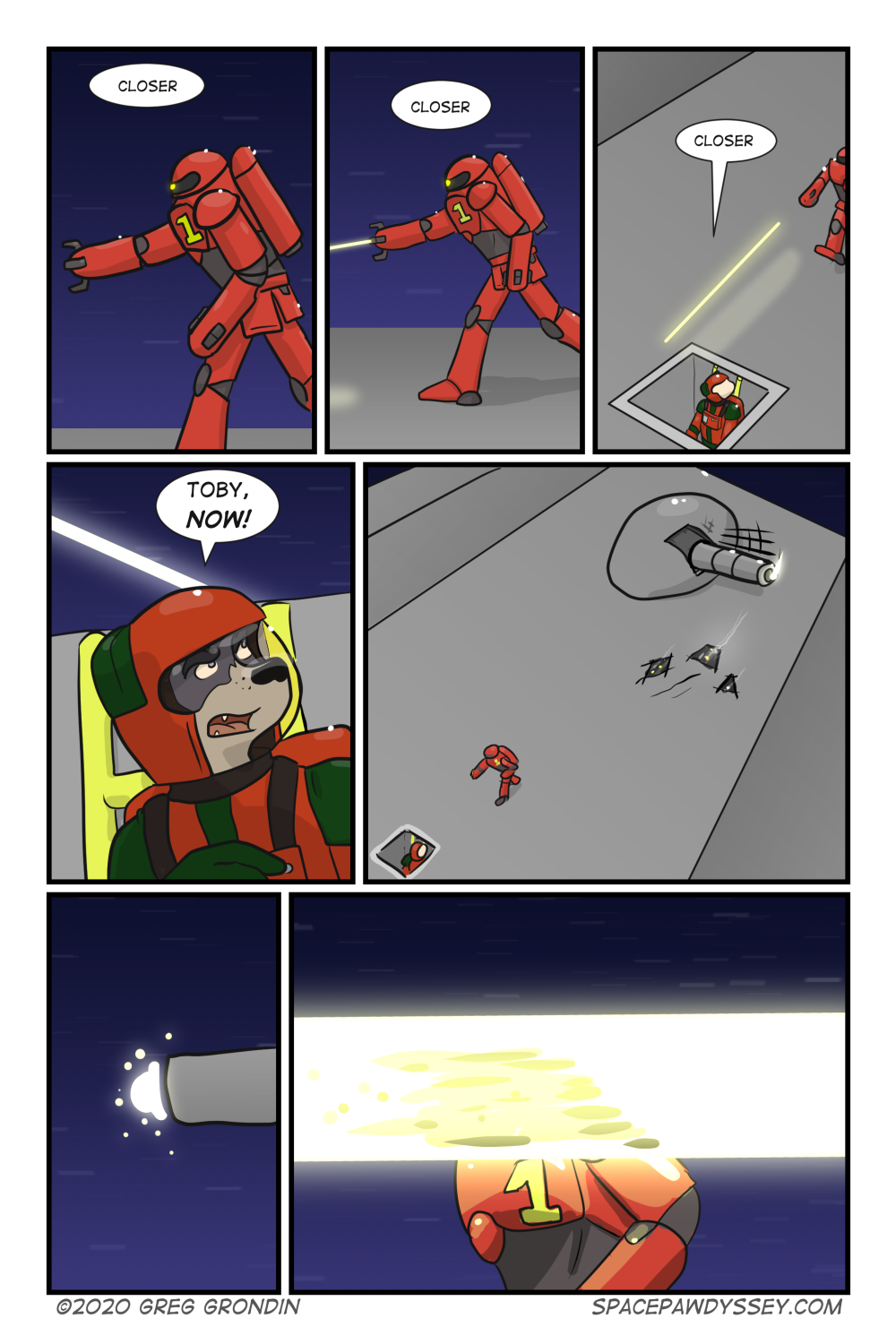 Space Pawdyssey #334