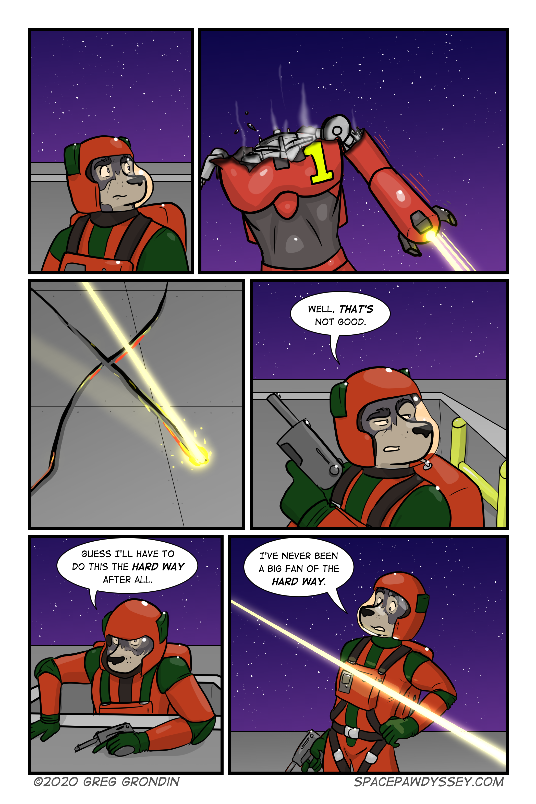 Space Pawdyssey #335