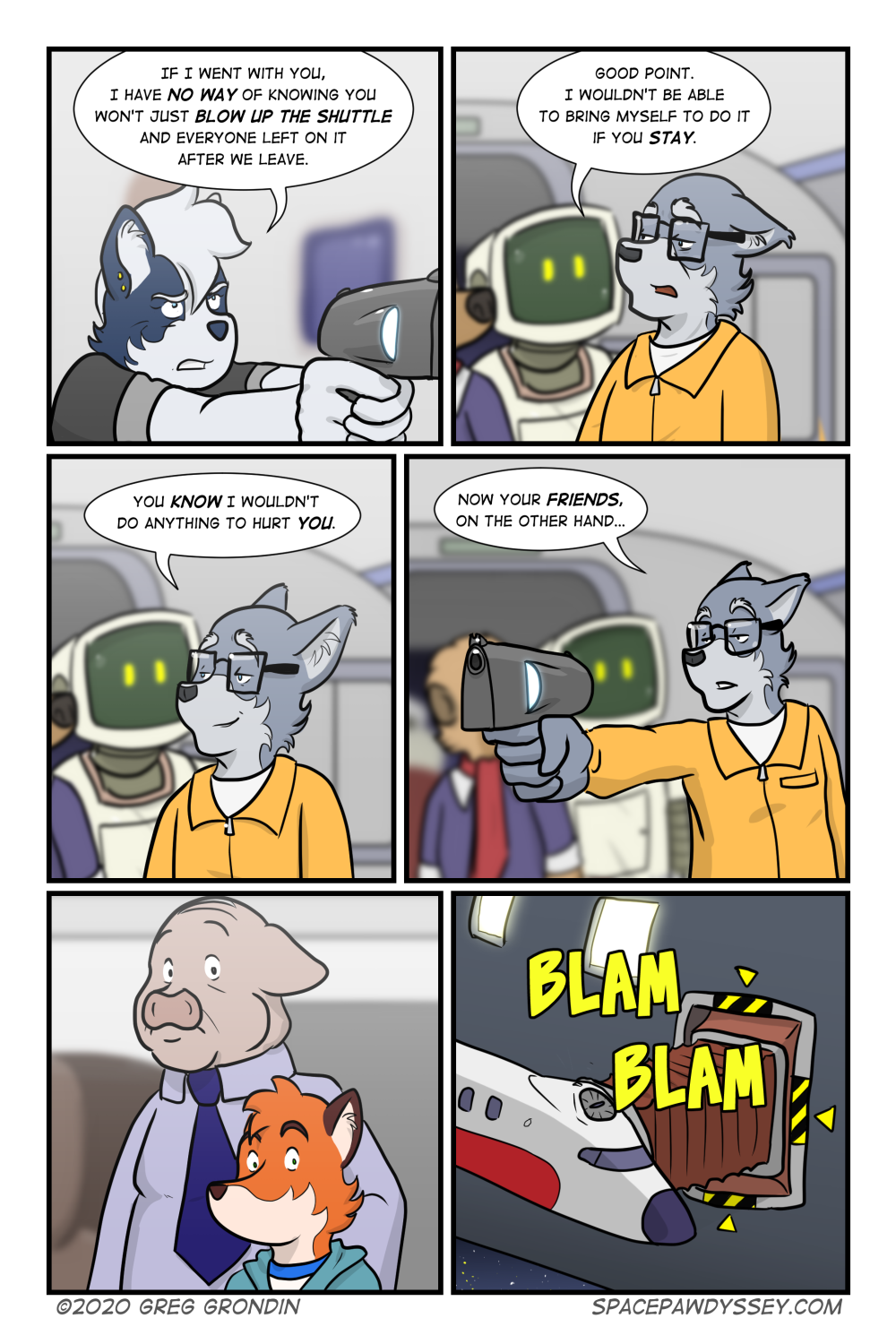 Space Pawdyssey #338