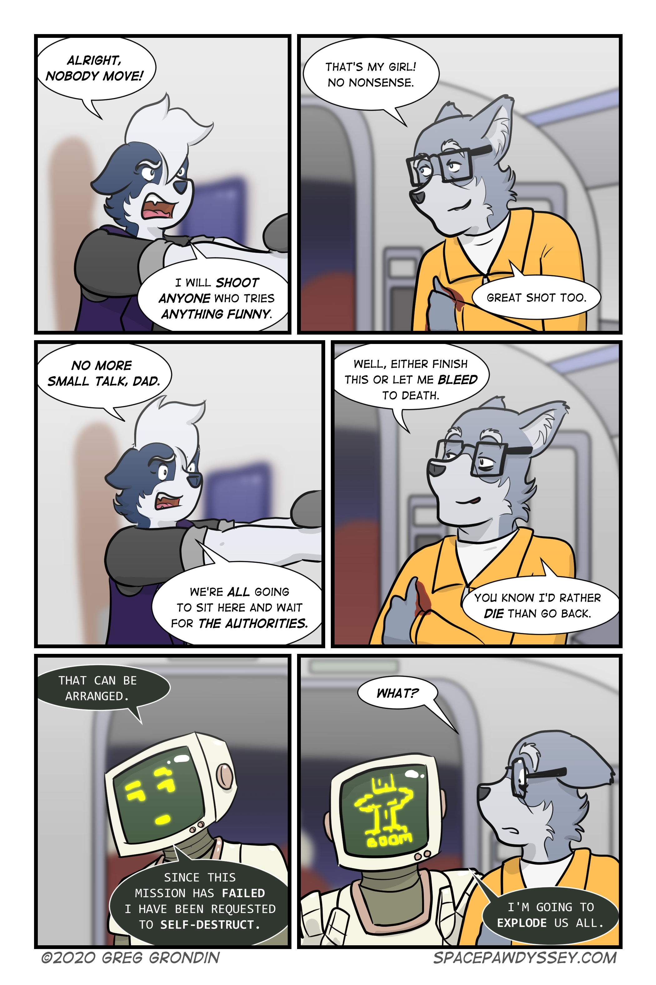 Space Pawdyssey #341