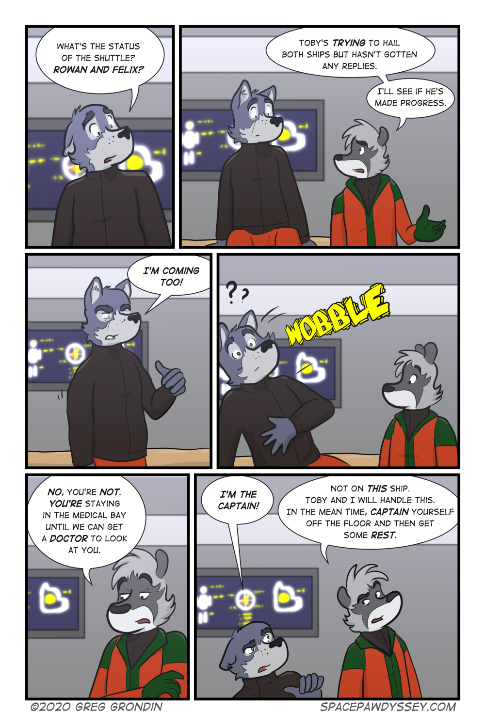 Space Pawdyssey #348