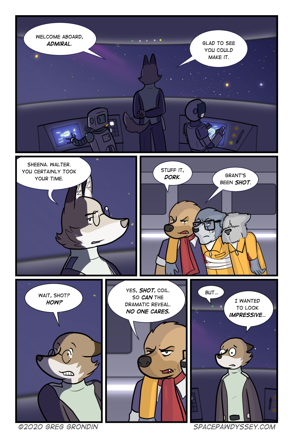 Space Pawdyssey #352