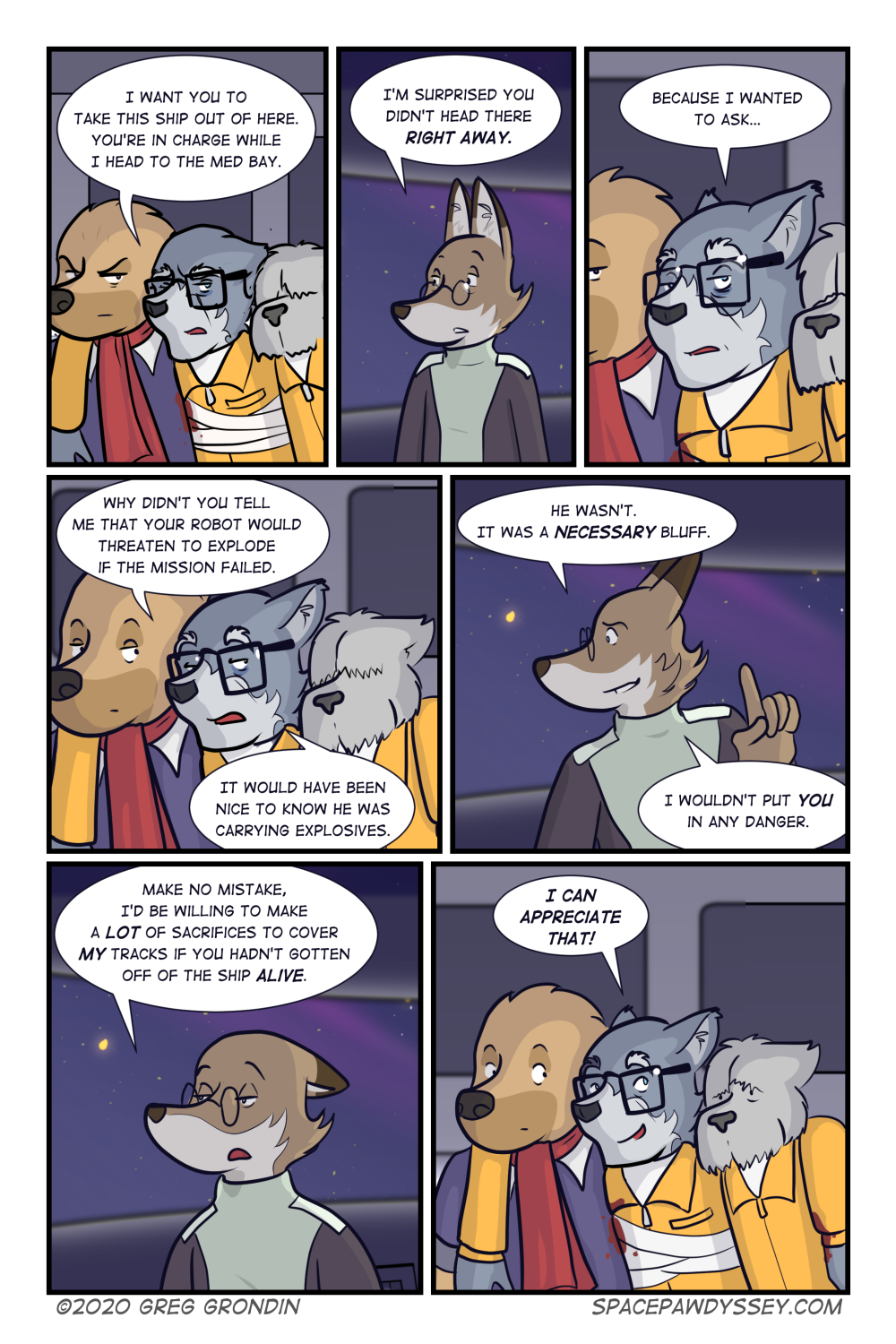 Space Pawdyssey #353