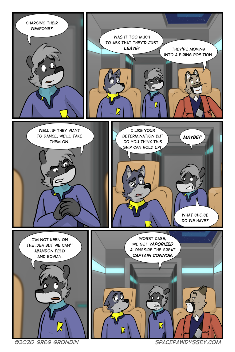 Space Pawdyssey #357