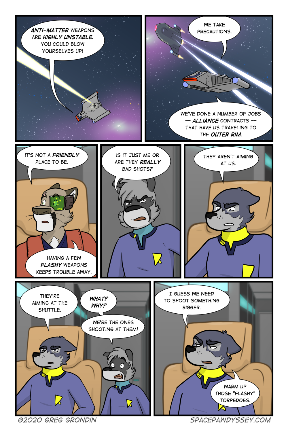 Space Pawdyssey #359