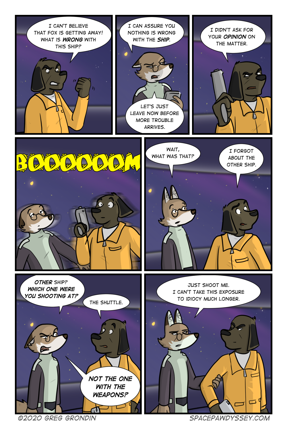 Space Pawdyssey #363