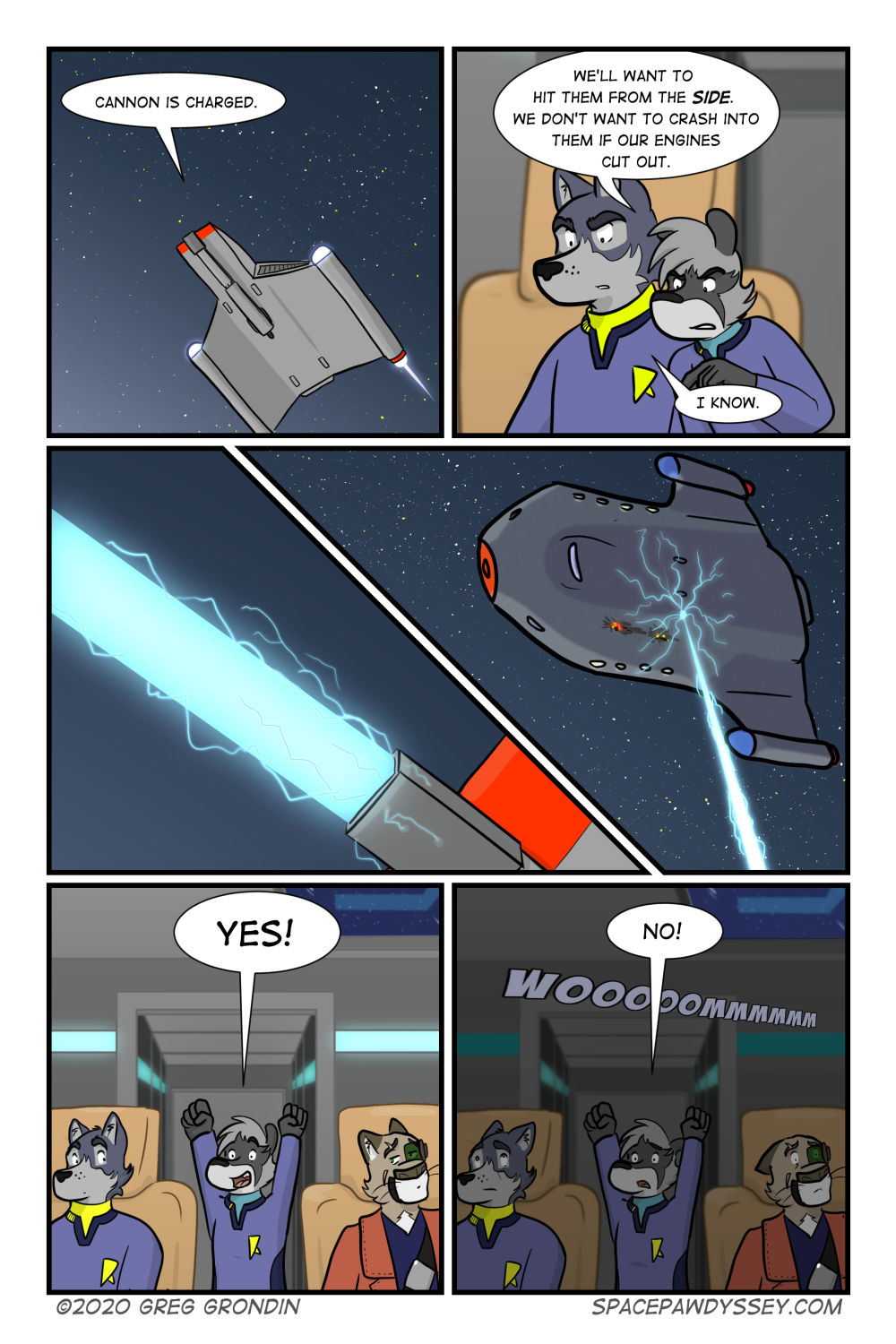 Space Pawdyssey #367