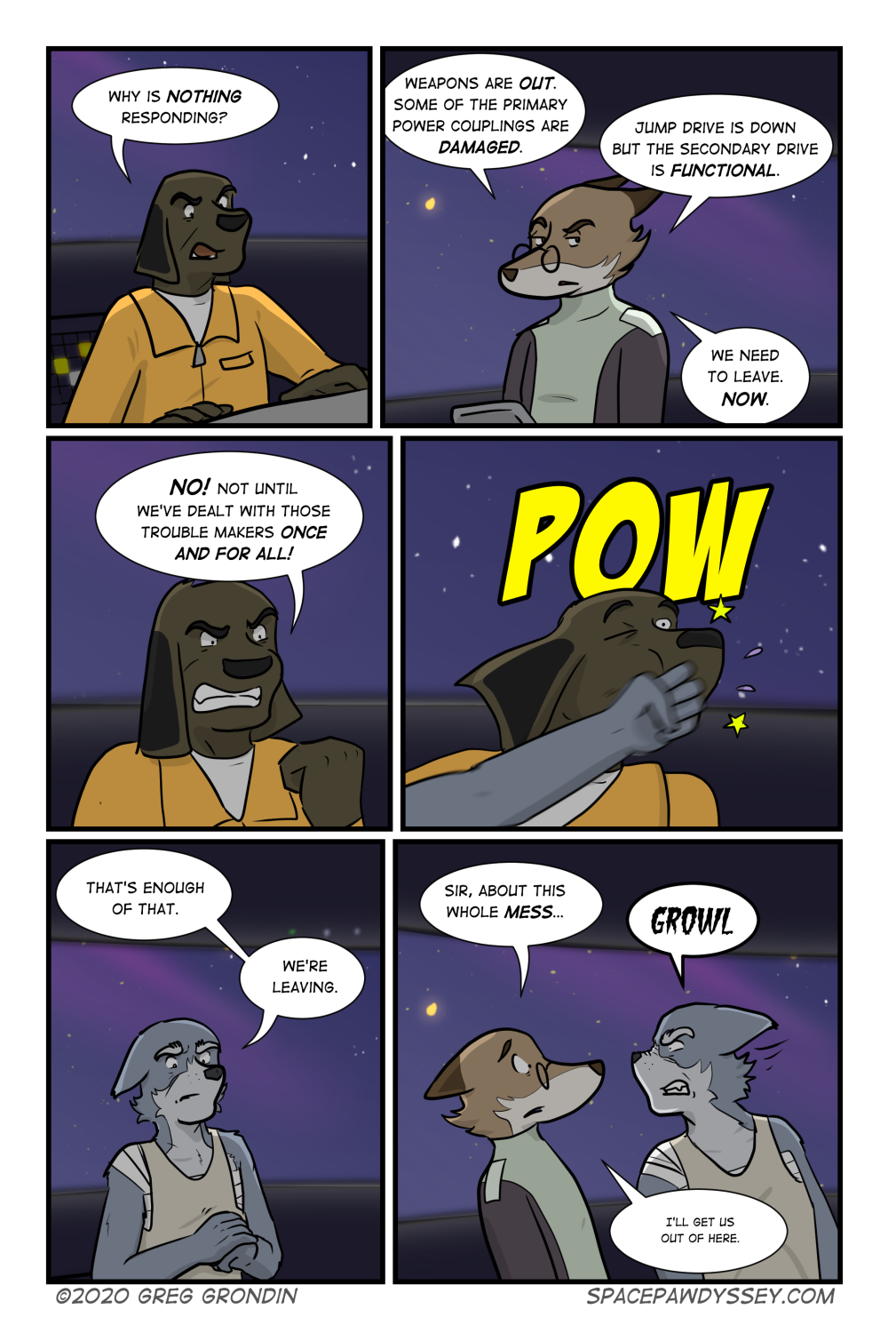 Space Pawdyssey #369