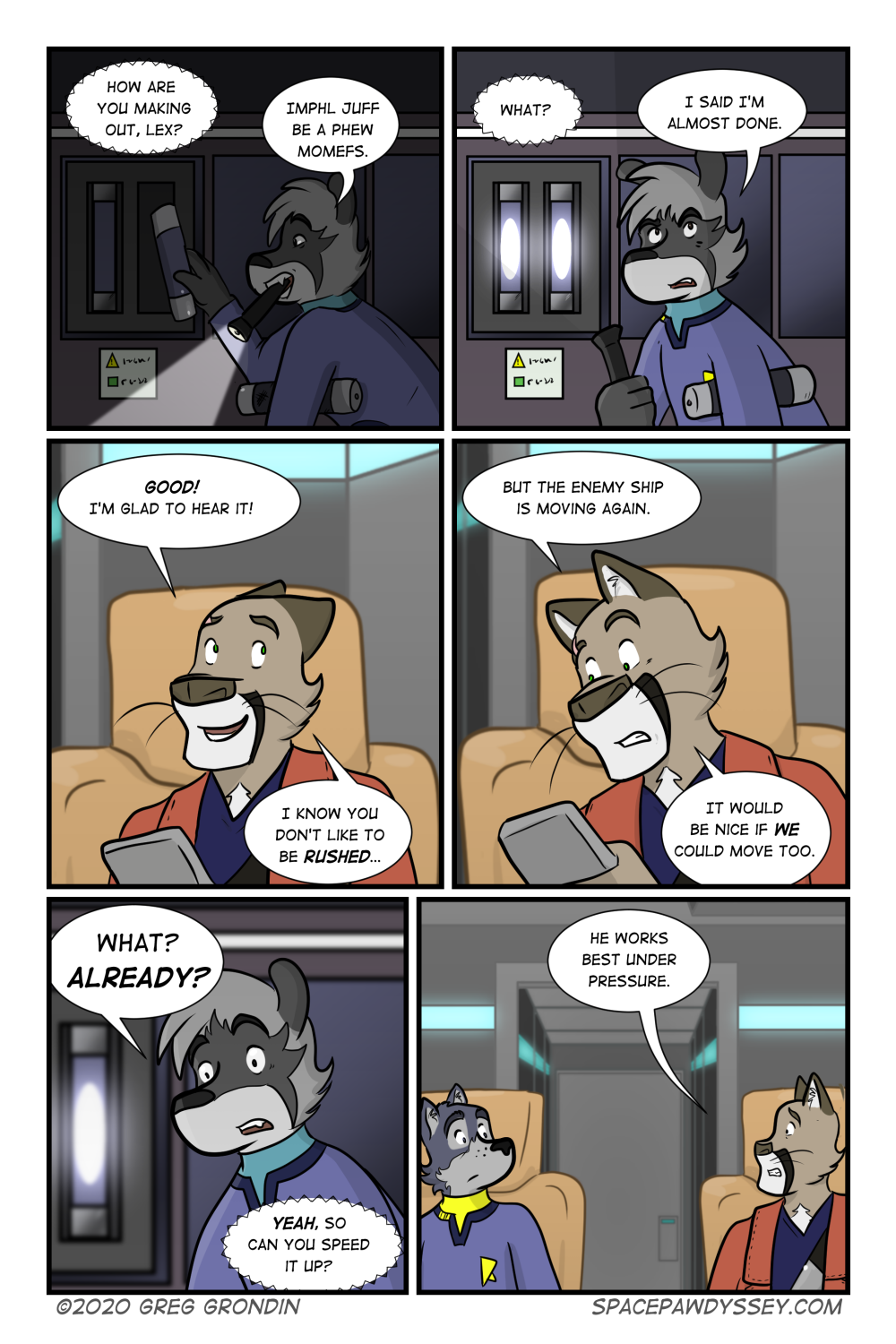 Space Pawdyssey #370