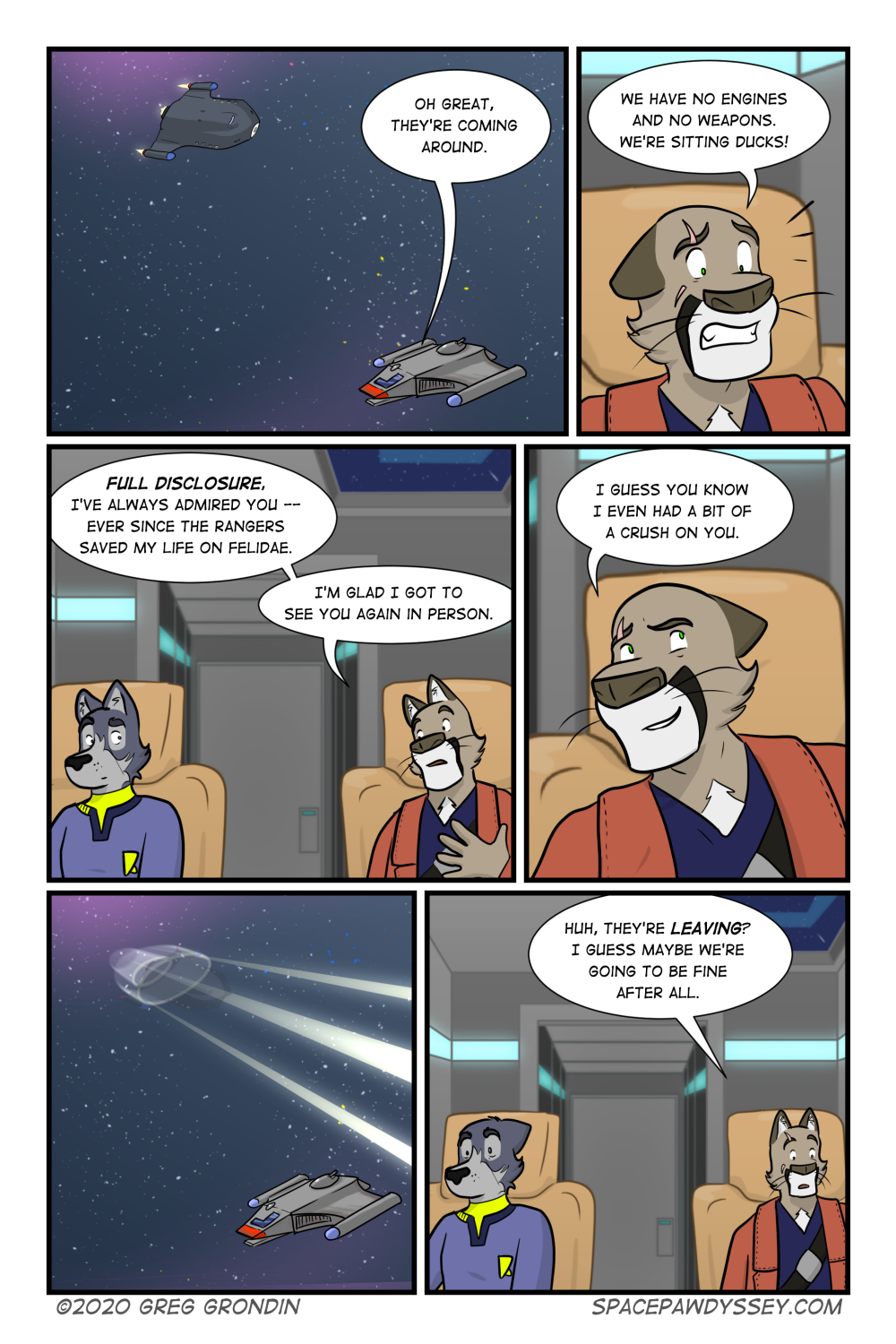 Space Pawdyssey #371
