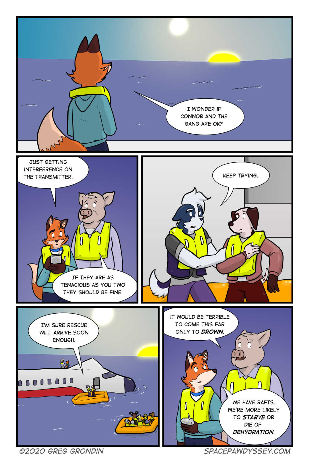 Space Pawdyssey #373