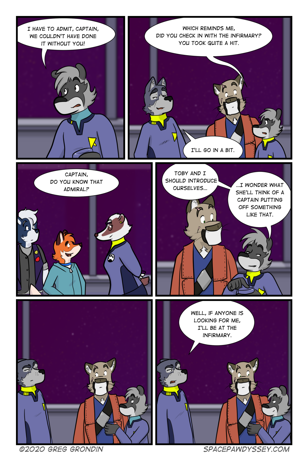 Space Pawdyssey #381