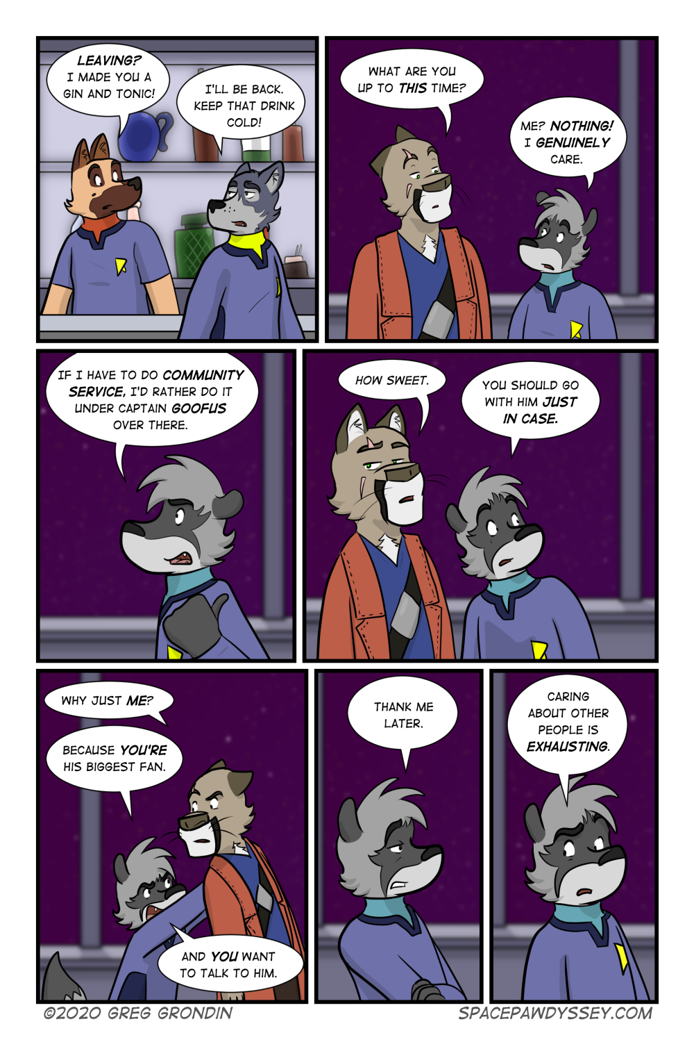 Space Pawdyssey #382