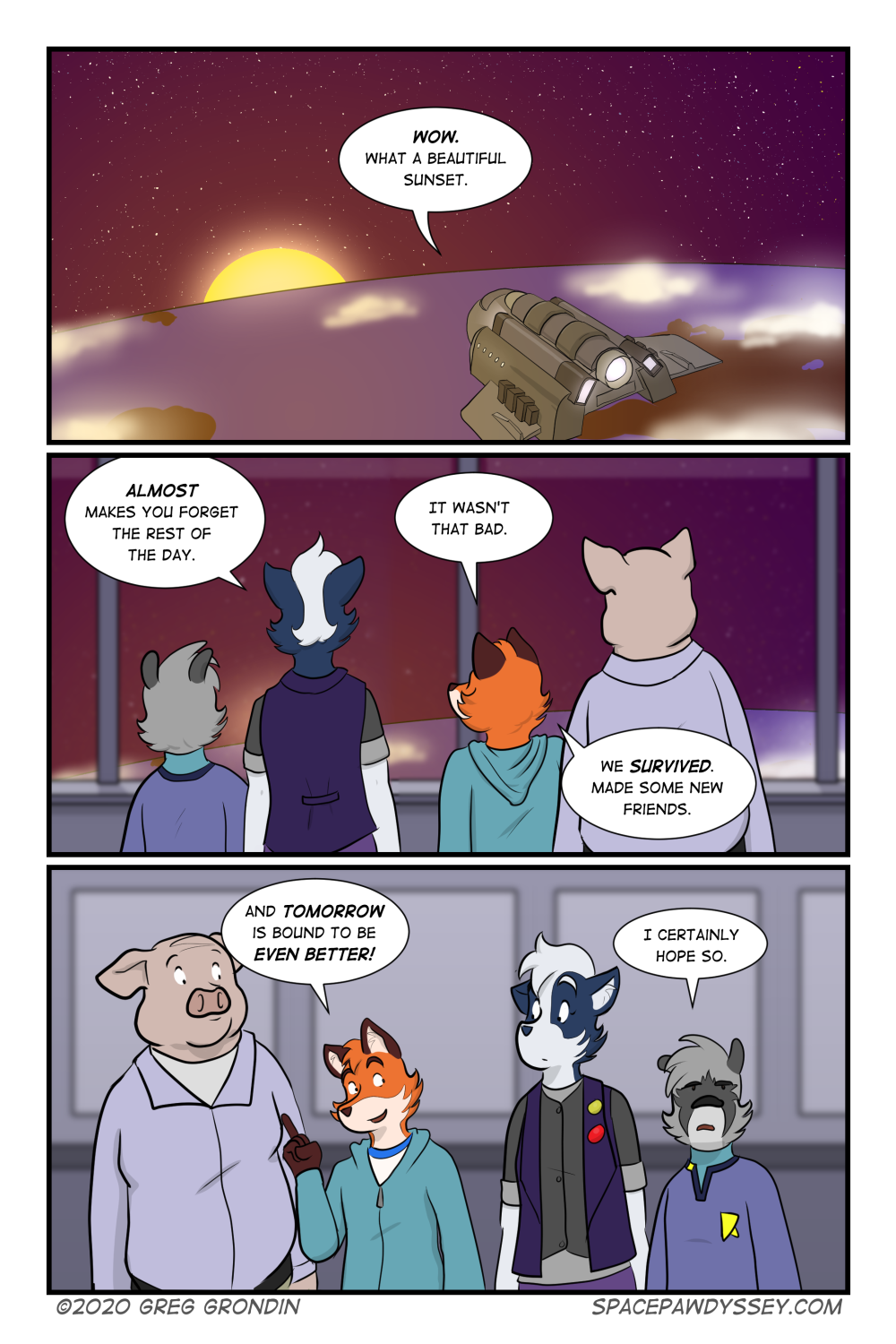 Space Pawdyssey #388