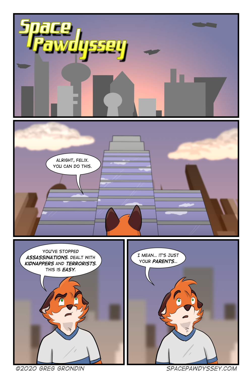 Space Pawdyssey #389
