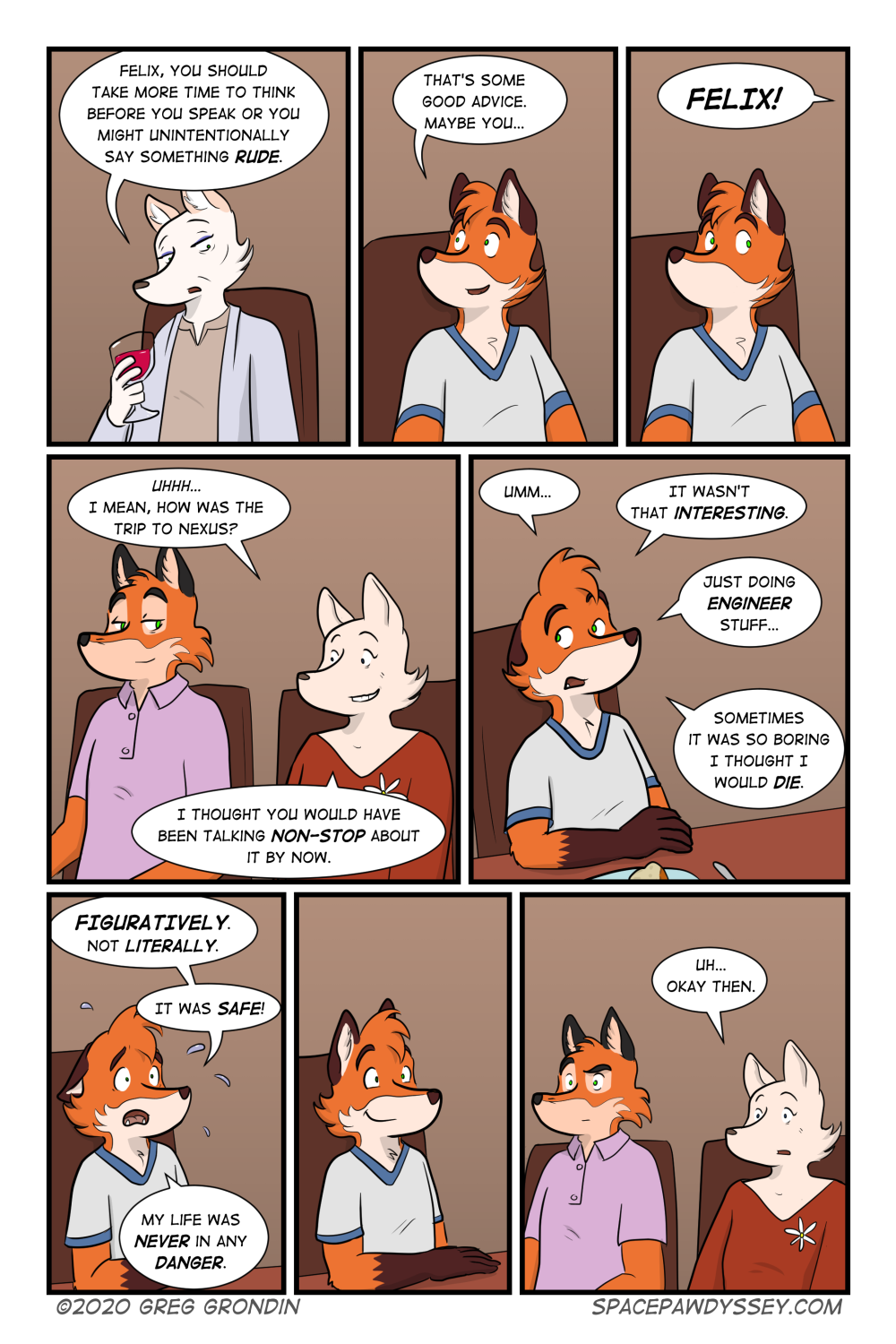 Space Pawdyssey #404