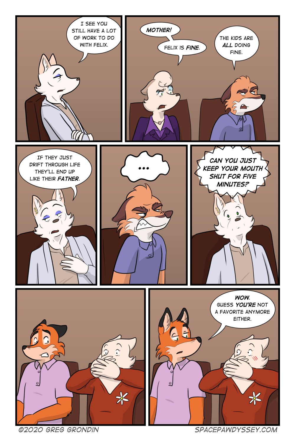 Space Pawdyssey #413