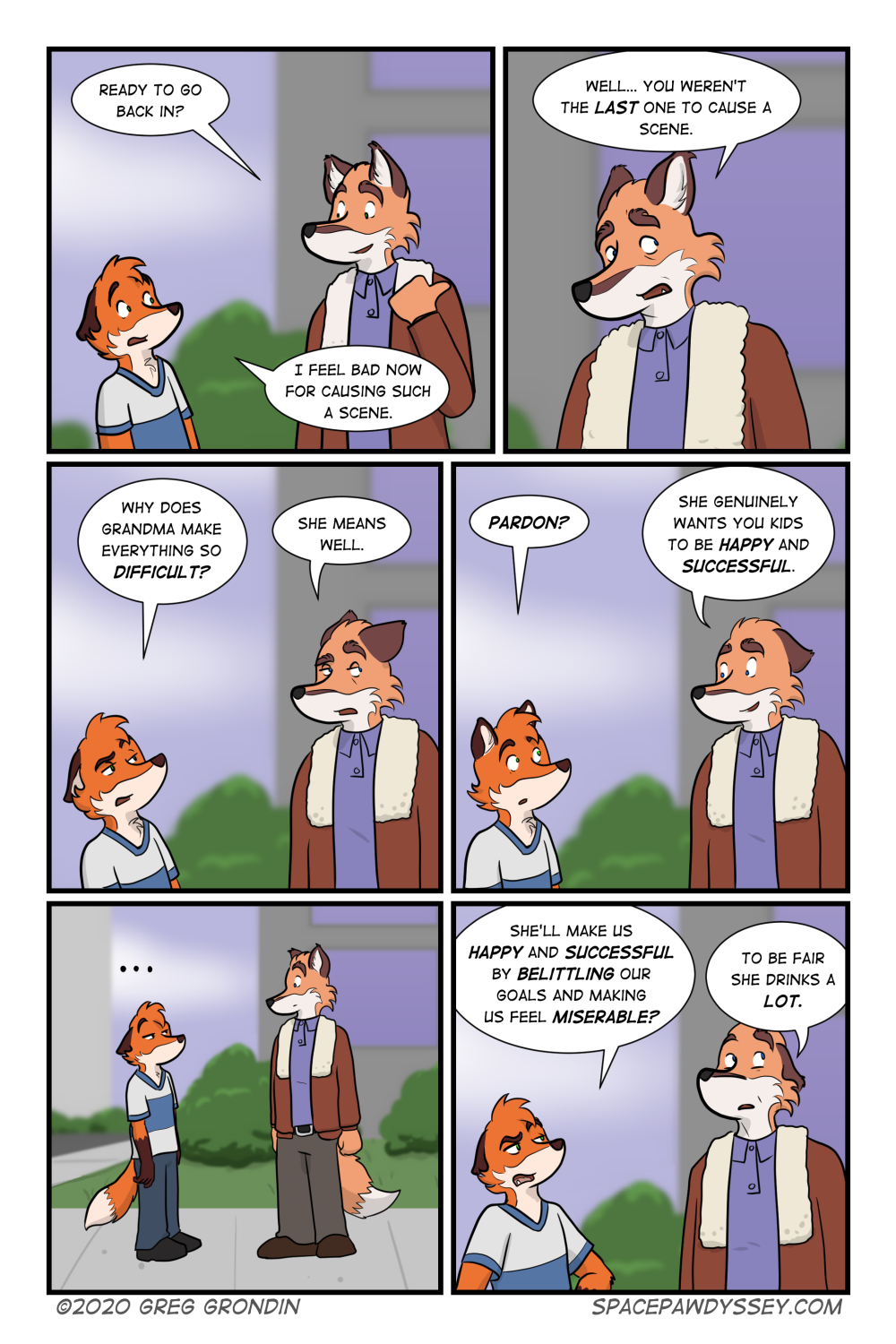 Space Pawdyssey #416