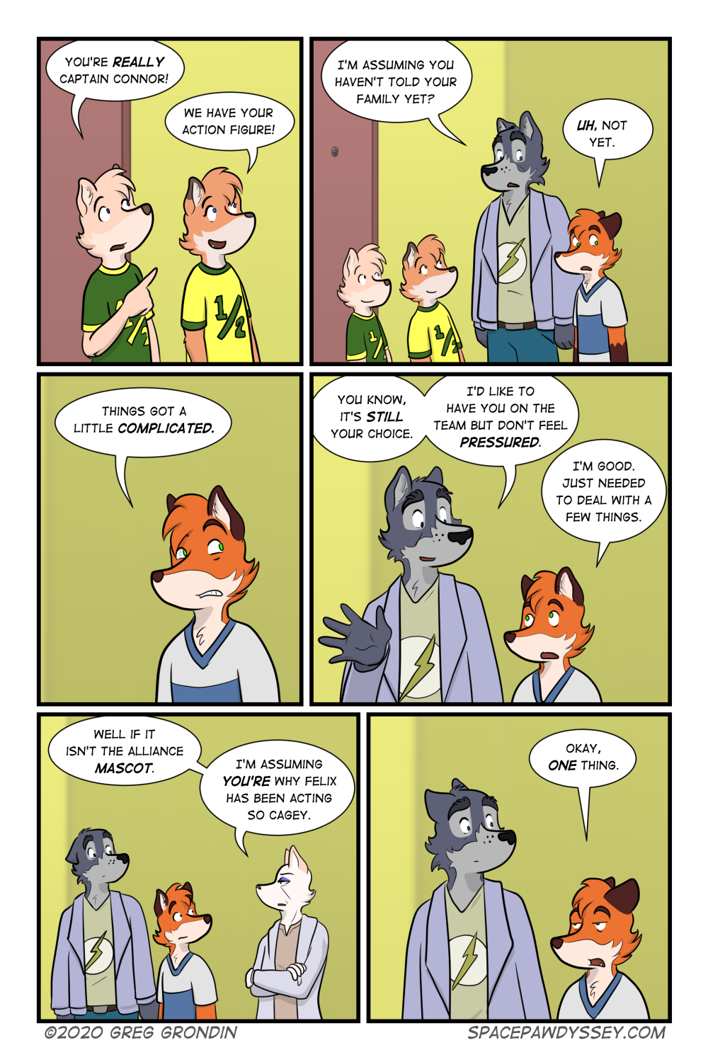 Space Pawdyssey #425