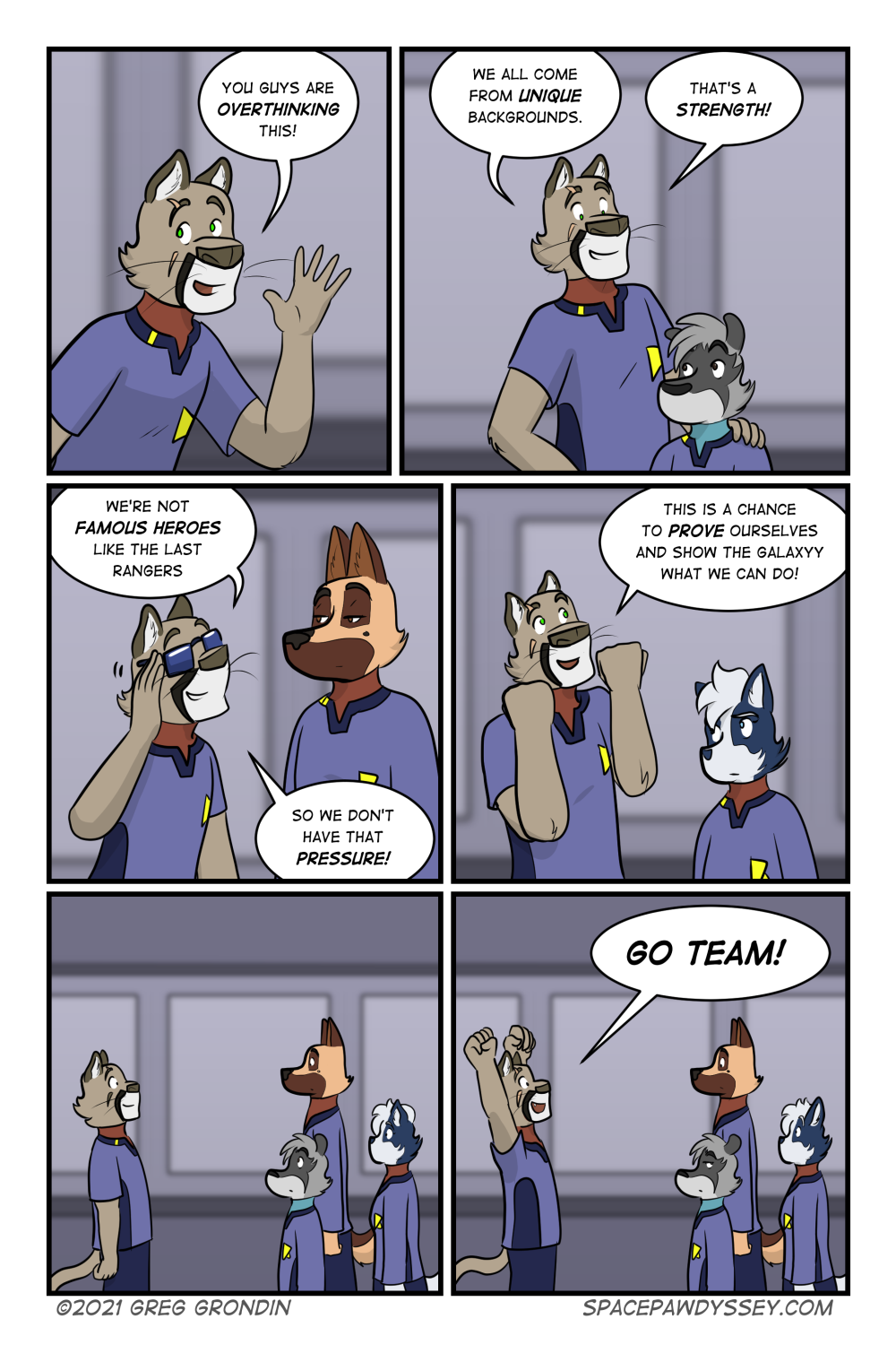 Space Pawdyssey #437