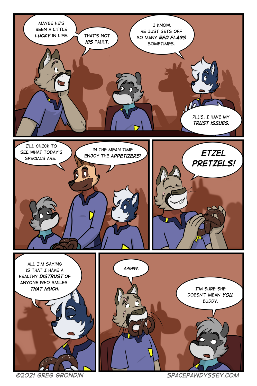 Space Pawdyssey #448