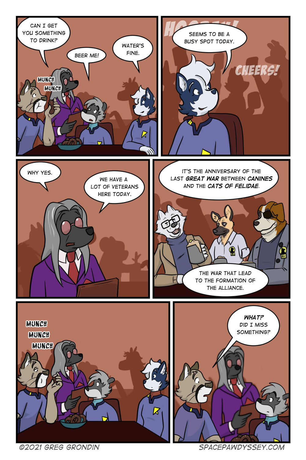 Space Pawdyssey #449