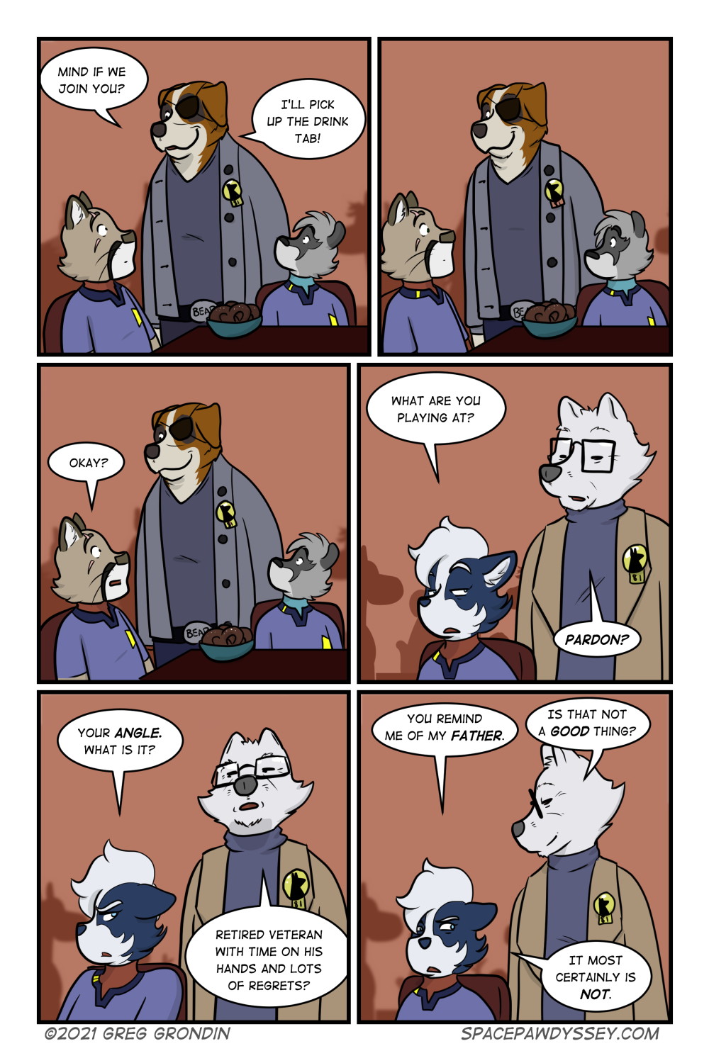 Space Pawdyssey #452
