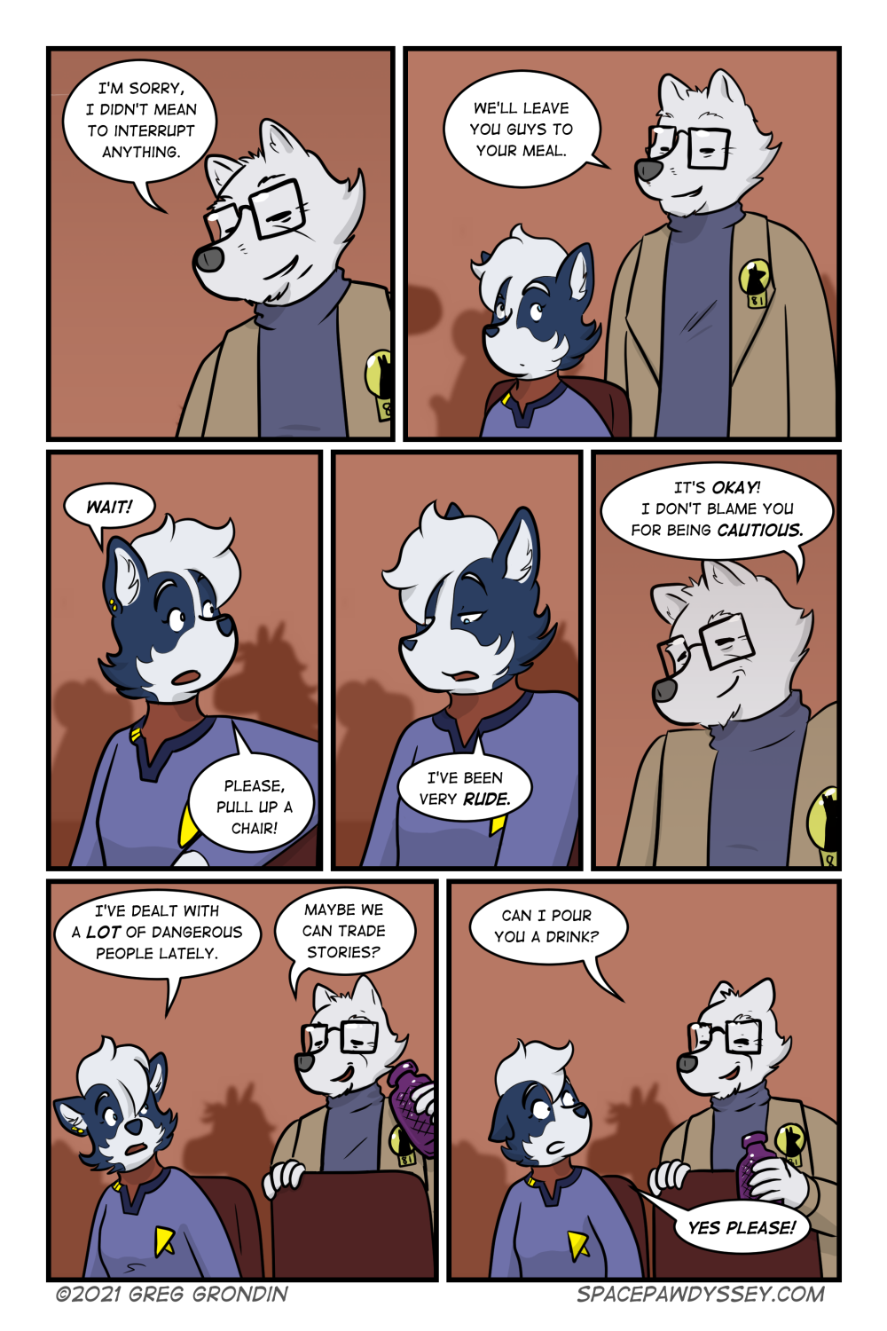 Space Pawdyssey #453