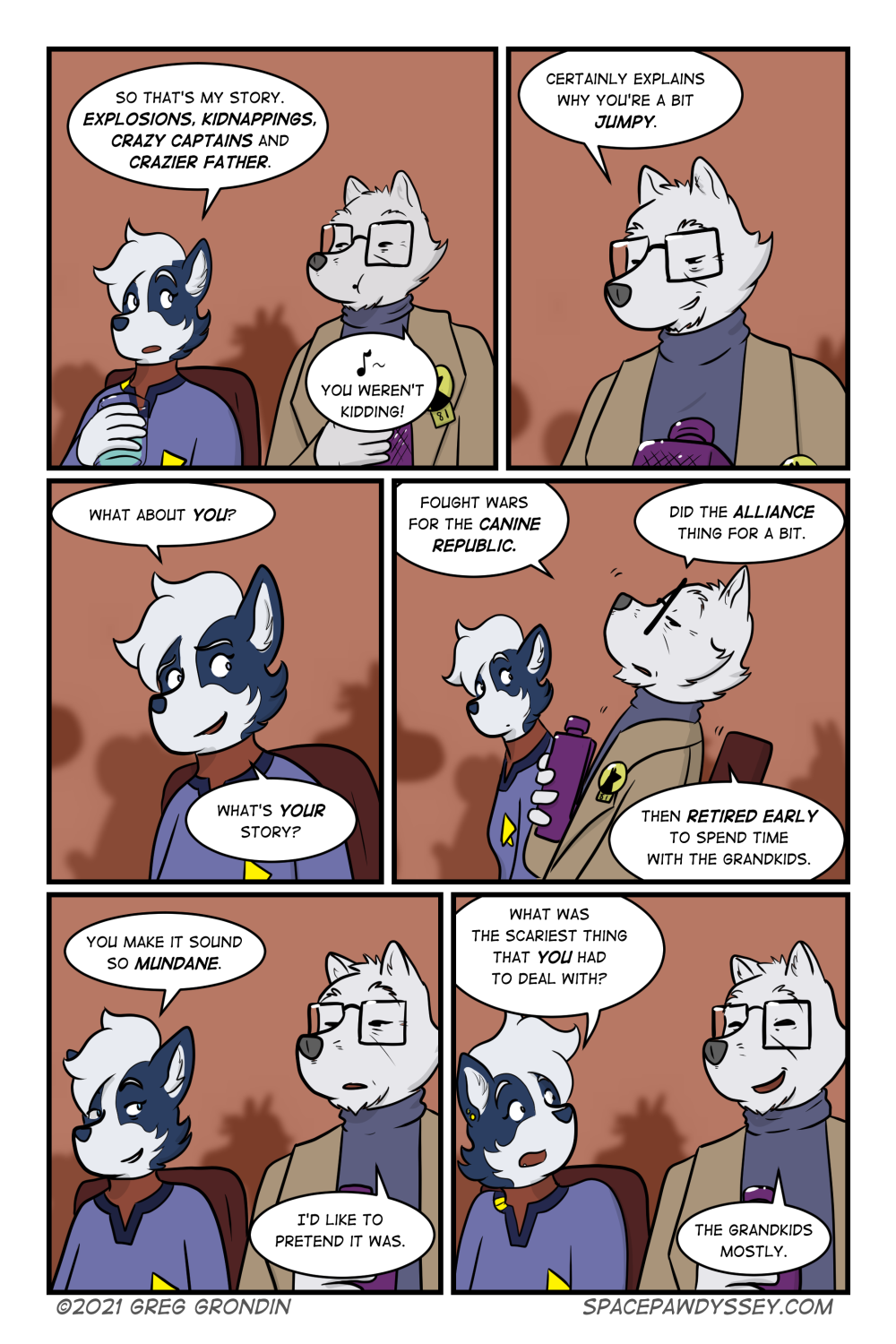 Space Pawdyssey #456