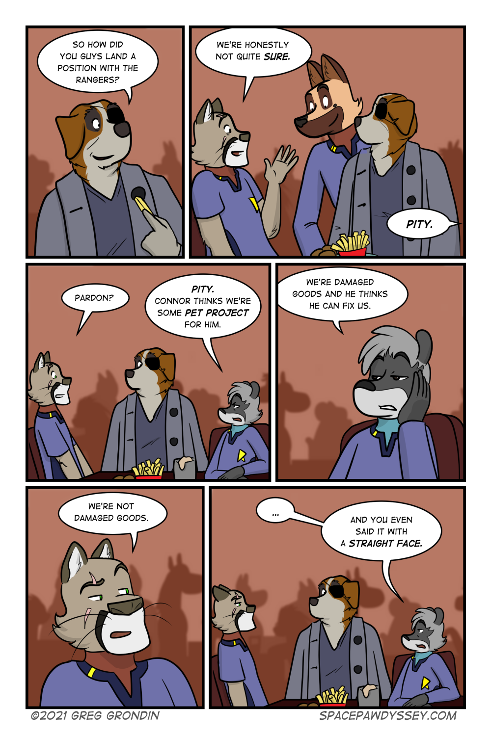 Space Pawdyssey #458
