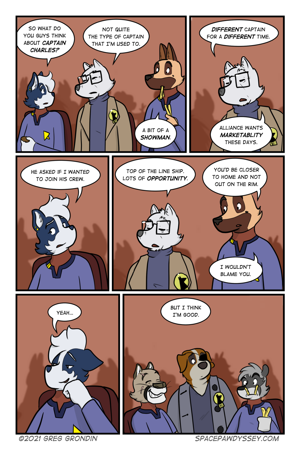 Space Pawdyssey #460